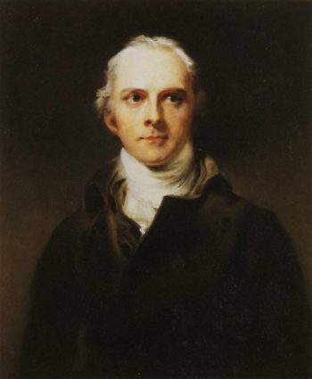 Samuel Lysons | Sir Thomas Lawrence | oil painting