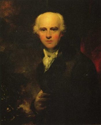 Joseph Farington RA 1747 1821   Sir Thomas Lawrence   oil painting