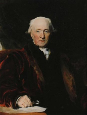 John Julius Angerstein | Sir Thomas Lawrence | oil painting