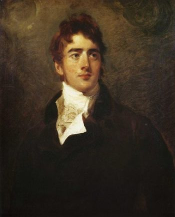 The Hon William Lamb MP Later Lord Melbourne 1779 1848 | Sir Thomas Lawrence | oil painting