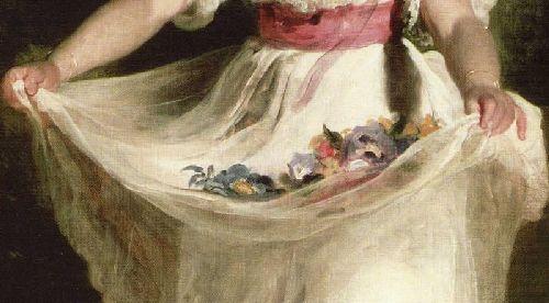 Louisa Georgina Augusta Anne Murray 1822 1891 Detail 1 | Sir Thomas Lawrence | oil painting
