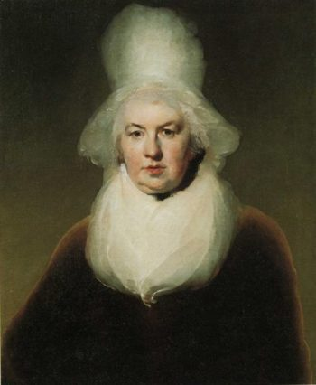 Sarah Trimmer | Sir Thomas Lawrence | oil painting