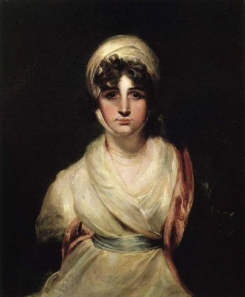 Sarah Siddons | Sir Thomas Lawrence | oil painting