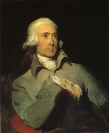 Portrait of William Lock | Sir Thomas Lawrence | oil painting