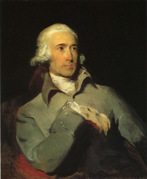 Portrait of William Lock   Sir Thomas Lawrence   oil painting