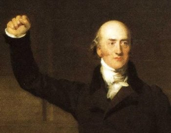 George Canning MP 1770 1827 Detail | Sir Thomas Lawrence | oil painting