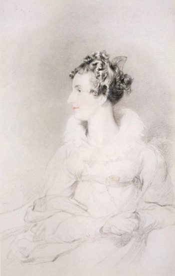 Countess Rosalie Rzewuska | Sir Thomas Lawrence | oil painting