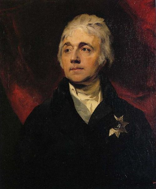 Count Semyon Romanovich Vorontsov | Sir Thomas Lawrence | oil painting