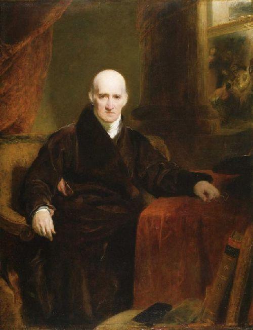 Benjamin West PRA 1738 1820 | Sir Thomas Lawrence | oil painting