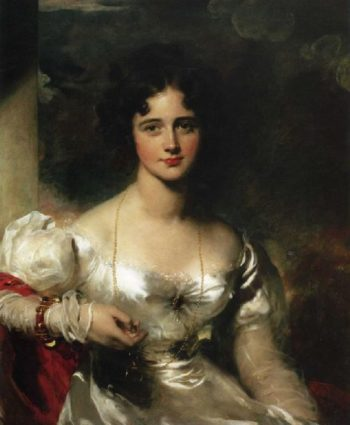 Rosamund Hester Elizabeth Croker 1810 1906 | Sir Thomas Lawrence | oil painting