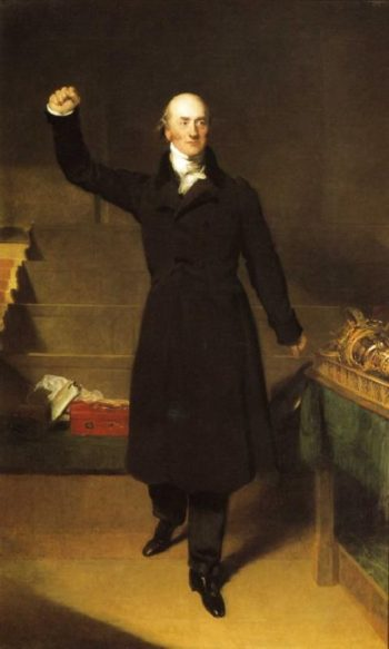 George Canning MP 1770 1827 | Sir Thomas Lawrence | oil painting