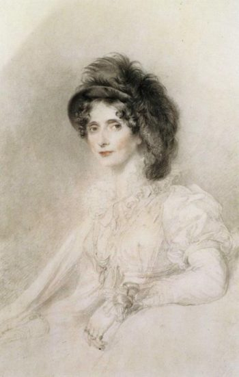 Elizabeth Duchess of Devonshire | Sir Thomas Lawrence | oil painting