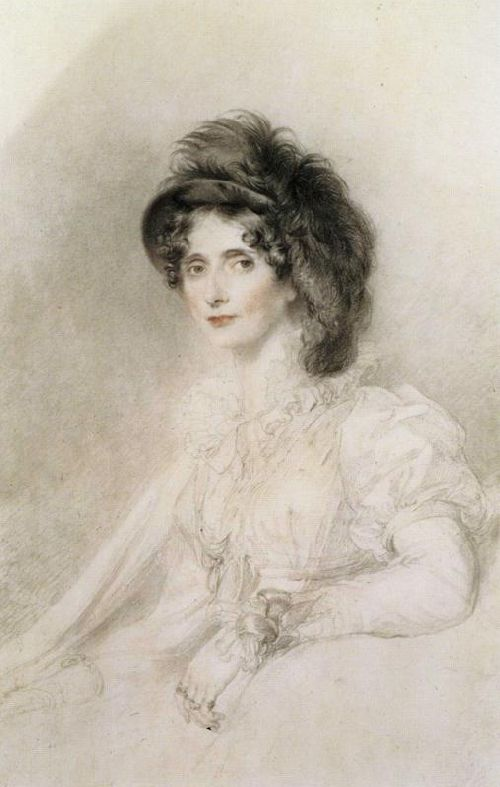 Elizabeth Duchess of Devonshire | Sir Thomas Lawrence | oil painting