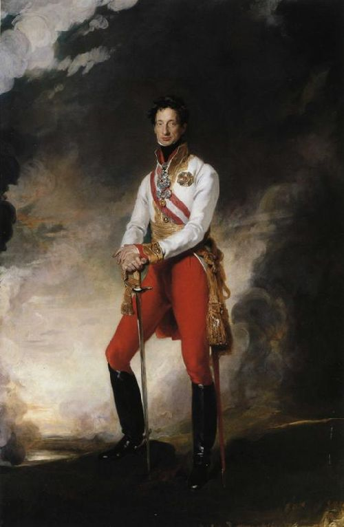 Archduke Charles of Austria | Sir Thomas Lawrence | oil painting