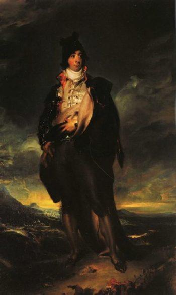 John Lord Mountstuart | Sir Thomas Lawrence | oil painting