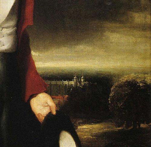 Arthur Atherley MP 1772 1844 Detail 1 | Sir Thomas Lawrence | oil painting