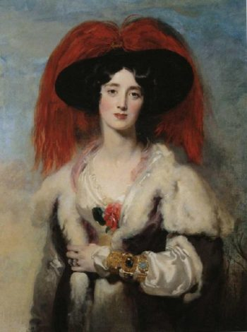 Mrs Robert later Lady Peel | Sir Thomas Lawrence | oil painting