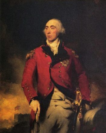 Charles 1st Earl Grey 1729 1807 | Sir Thomas Lawrence | oil painting