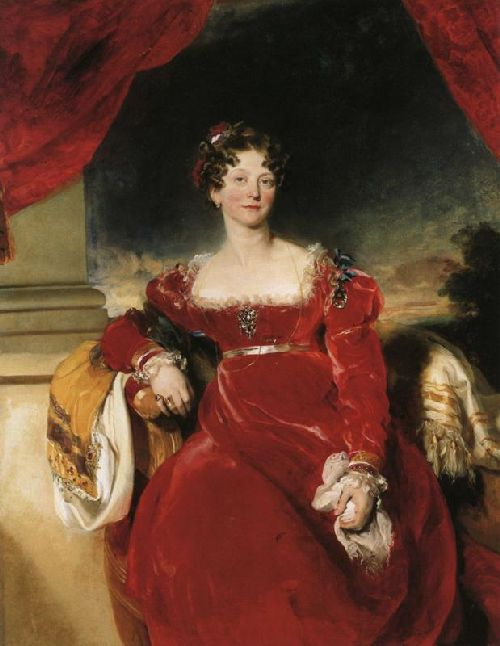 Princess Sophia | Sir Thomas Lawrence | oil painting