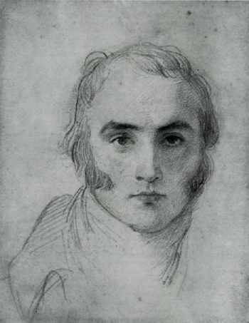 Self Portrait | Sir Thomas Lawrence | oil painting