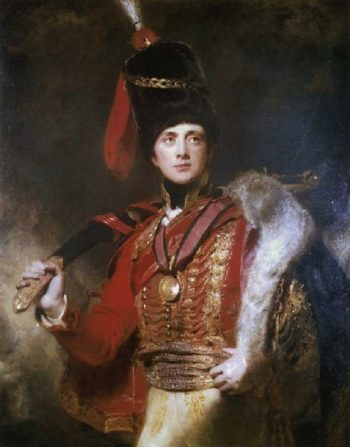 Lieutenant General The Hon Sir Charles Stewart later 3rd Marquess of Londonderry | Sir Thomas Lawrence | oil painting