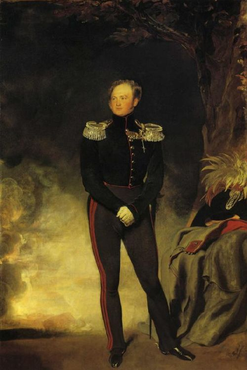 Alexander I Emperor of Russia 1777 1825 | Sir Thomas Lawrence | oil painting