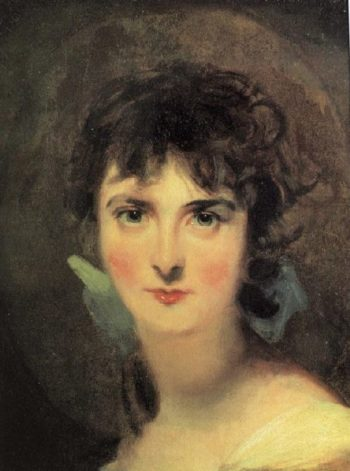 Sarah Martha Sally Siddons 1775 1803 | Sir Thomas Lawrence | oil painting