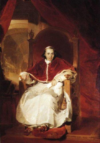 Pope Pius VII 1742 1823 | Sir Thomas Lawrence | oil painting