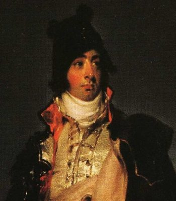 John Lord Mountstuart Detail | Sir Thomas Lawrence | oil painting