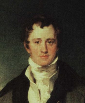Sir Humphry Davy 1778 1829 Detail | Sir Thomas Lawrence | oil painting