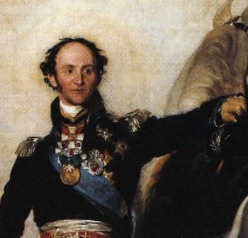 Count Matvei Ivanovich Platov 1757 1818 Detail | Sir Thomas Lawrence | oil painting