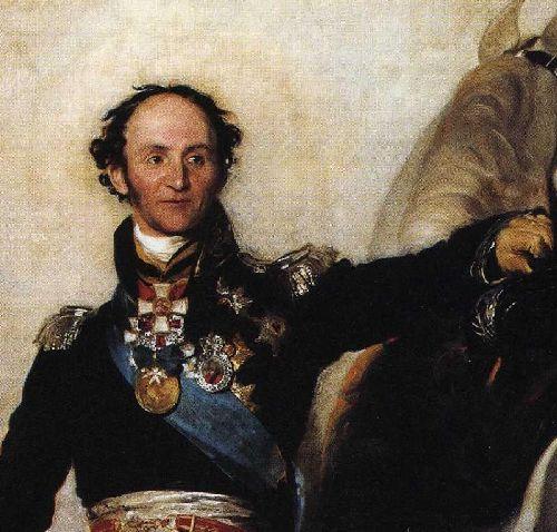 Count Matvei Ivanovich Platov 1757 1818 Detail | Sir Thomas Lawrence | oil painting