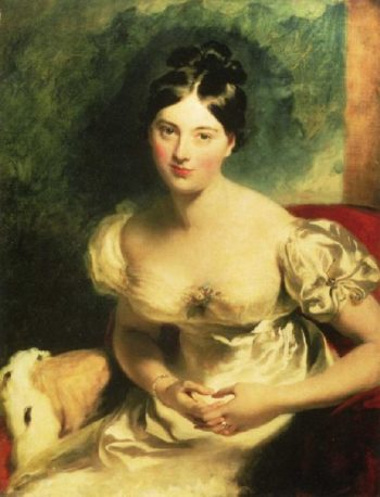 Margaret Countess of Blessington 1789 1849 | Sir Thomas Lawrence | oil painting