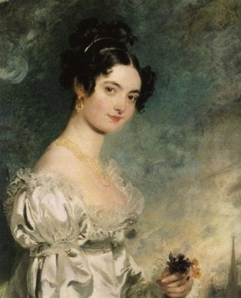 Lady Selina Meade | Sir Thomas Lawrence | oil painting