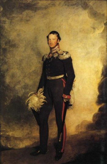 Frederick William III King of Prussia 1770 1840 | Sir Thomas Lawrence | oil painting
