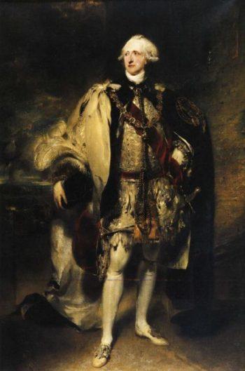 Francis Osborne 5th Duke of Leeds | Sir Thomas Lawrence | oil painting