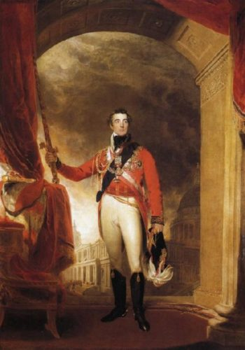 Arthur Wellesley 1st Duke of Wellington 1769 1852 | Sir Thomas Lawrence | oil painting