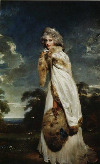 Elizabeth Farren 1759 1829 | Sir Thomas Lawrence | oil painting