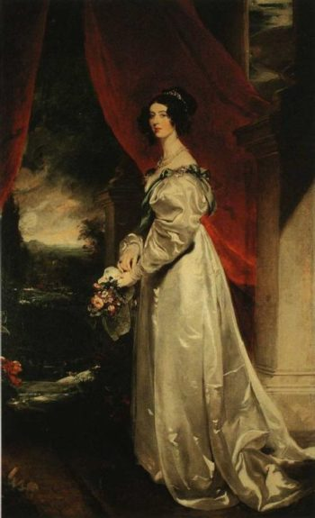 Caroline Duchess of Richmond | Sir Thomas Lawrence | oil painting