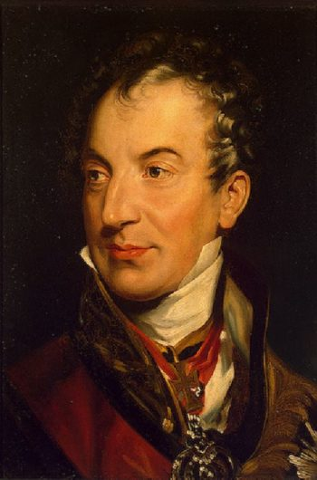Clemens Lothar Wenzel Prince Metternich 1773 1859 | Sir Thomas Lawrence | oil painting