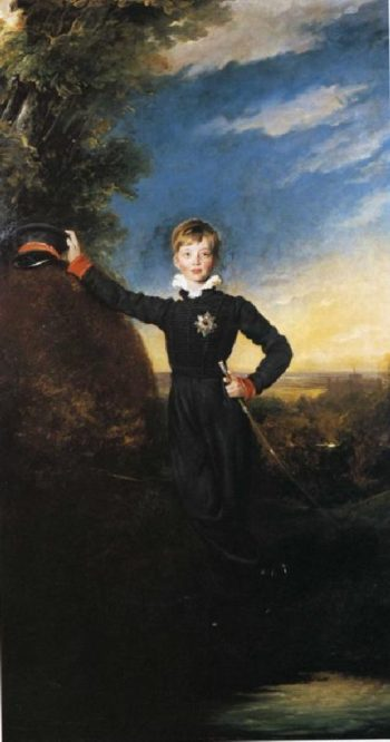 Prince George of Cumberland 1819 78 | Sir Thomas Lawrence | oil painting
