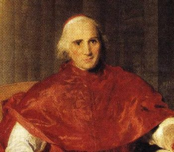 Ercole Cardinal Consalvi 1757 1824 Detail | Sir Thomas Lawrence | oil painting