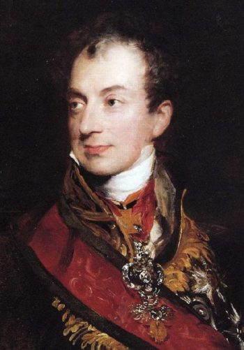 Clemens Lothar Wenzel Prince Metternich 1773 1859 Detail | Sir Thomas Lawrence | oil painting