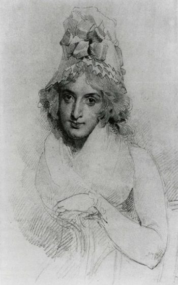 Mrs Siddons | Sir Thomas Lawrence | oil painting