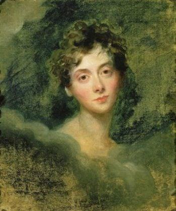 Lady Caroline Lamb 1785 1828   Sir Thomas Lawrence   oil painting