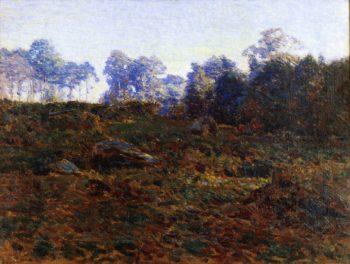 September Afternoon   Charles Harold Davis   oil painting