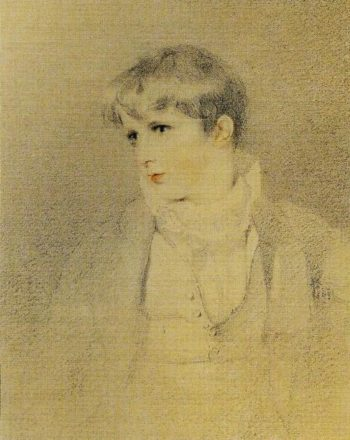 Francis Thornhill Baring Later 1st Baron Northbrook | Sir Thomas Lawrence | oil painting
