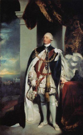 George III | Sir Thomas Lawrence | oil painting