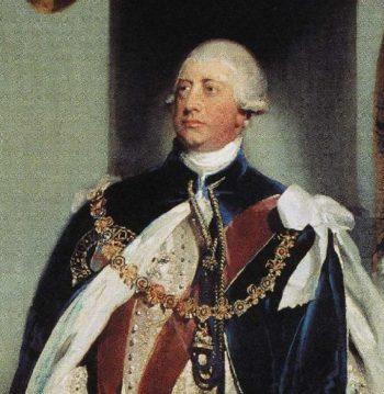 George III Detail | Sir Thomas Lawrence | oil painting