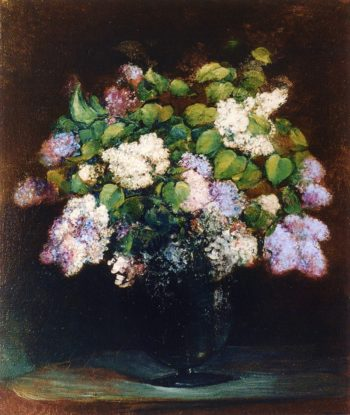 Lilacs | Charles Ethan Porter | oil painting